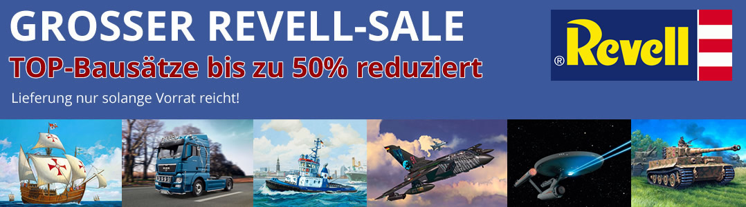 Revell Sale 2019