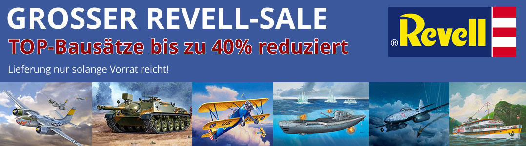 Revell Sale 2020