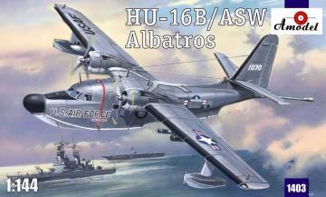 Albatros HU-16B/ASW · AM 1403 ·  A-Model · 1:144