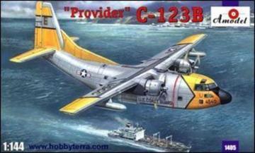 HC-123B ´Provider´ USAF aircraft · AM 1405 ·  A-Model · 1:144
