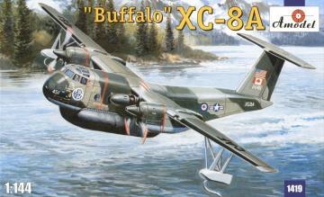 XC-8A ´Buffalo´ USAF aircraft · AM 1419 ·  A-Model · 1:144