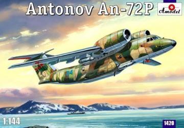 Antonov An-72P · AM 1420 ·  A-Model · 1:144