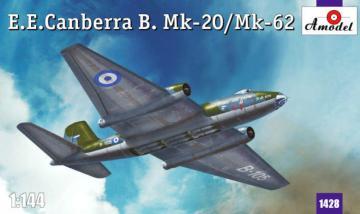 E.E.Canberra B. Mk-20/Mk-62 · AM 1428 ·  A-Model · 1:144