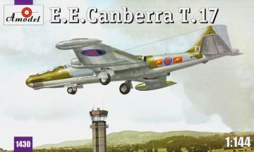 E.E.Canberra T.17 · AM 1430 ·  A-Model · 1:144