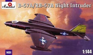 B-57A/ RB-57A Night intruder · AM 1431 ·  A-Model · 1:144