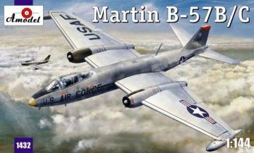 Martin B-57B/C · AM 1432 ·  A-Model · 1:144