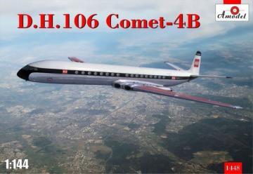 D.H. 106 Comet-4B · AM 1448 ·  A-Model · 1:144