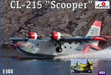 Canadair CL-215 · AM 1453 ·  A-Model · 1:144