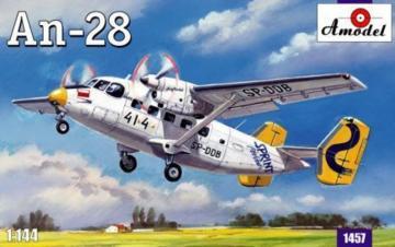 Antonov An-28 · AM 1457 ·  A-Model · 1:144
