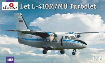 Let L-410M/MU Turbolet · AM 1467 ·  A-Model · 1:144