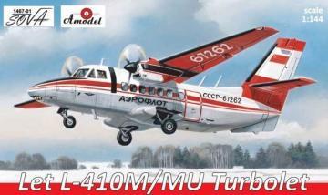 Let L-410M/MU Turbolet · AM 146701 ·  A-Model · 1:144