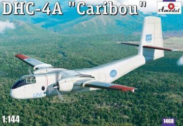 DHC-4A Caribou · AM 1468 ·  A-Model · 1:144