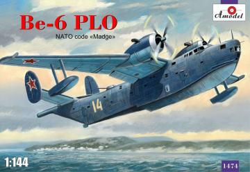 Beriev Be-6 PLO · AM 1474 ·  A-Model · 1:144