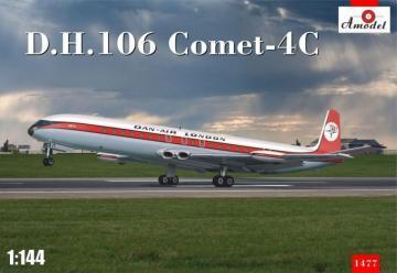 D.H.106 Comet-4C · AM 1477 ·  A-Model · 1:144