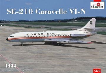 SE-210 Carawella VI-N · AM 1479 ·  A-Model · 1:144