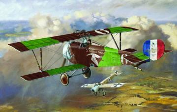 Nieuport 11 · AM 3203 ·  A-Model · 1:32