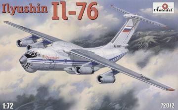 Ilyushin Il-76 · AM 72012 ·  A-Model · 1:72