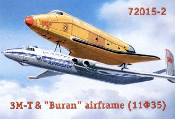 VM-T ´Atlant´ & Buran · AM 7201502 ·  A-Model · 1:72