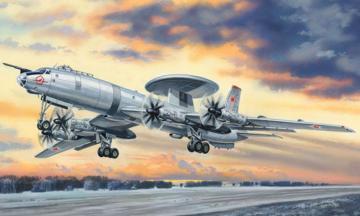 Tupolev Tu-126 · AM 72017 ·  A-Model · 1:72