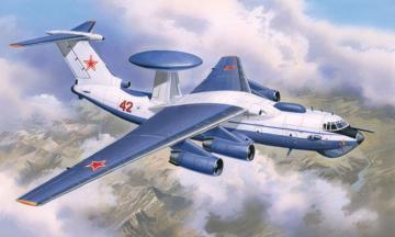 A-50 Soviet radio supervision aircraft · AM 72019 ·  A-Model · 1:72