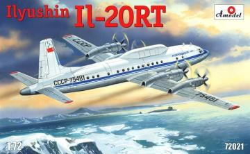 Ilyushin IL-20RT · AM 72021 ·  A-Model · 1:72