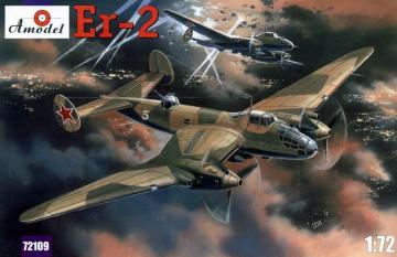 Er-2 · AM 72109 ·  A-Model · 1:72