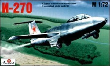 I-270 Soviet interceptor · AM 7212 ·  A-Model · 1:72