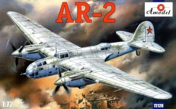 AR-2 Soviet dive-bomber · AM 72120 ·  A-Model · 1:72