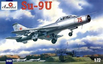 Su-9U Soviet training aircraft · AM 72122 ·  A-Model · 1:72