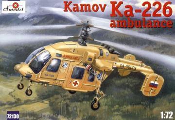 Kamov Ka-226 Soviet ambulance helicopter · AM 72130 ·  A-Model · 1:72