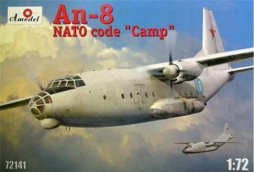Antonov An-8 VSU · AM 7214101 ·  A-Model · 1:72