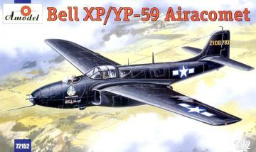 Bell XP/YP-59 Airacomet USAF fighter · AM 72152 ·  A-Model · 1:72