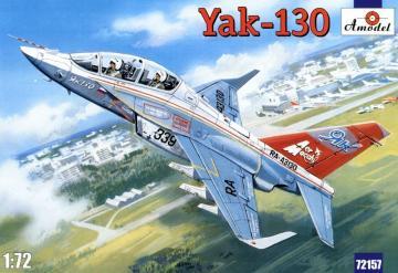 Yak-130 · AM 72157 ·  A-Model · 1:72