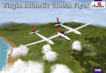 Virgin Atlantic Global Flyer · AM 72189 ·  A-Model · 1:72