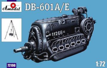 DB-601A/E engine · AM 72190 ·  A-Model · 1:72