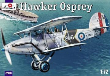 Hawker Osprey · AM 72193 ·  A-Model · 1:72