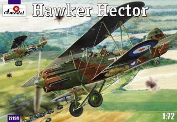Hawker Hector · AM 72194 ·  A-Model · 1:72