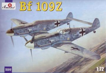 Messerschmitt Bf 109 Z · AM 72217 ·  A-Model · 1:72
