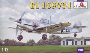 Messerschmitt Bf 109 V-31 · AM 72219 ·  A-Model · 1:72