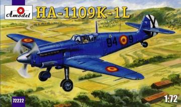 HA-1109-K1L Spanish fighter · AM 72222 ·  A-Model · 1:72