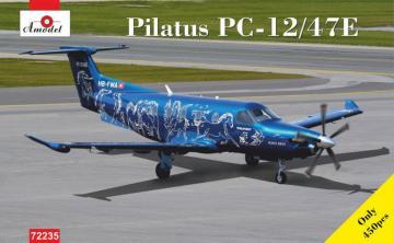 Pilatus PC-12/47E · AM 72235 ·  A-Model · 1:72