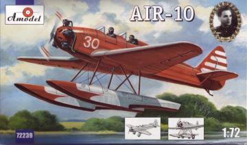 AIR-10 · AM 72239 ·  A-Model · 1:72