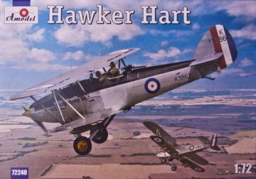 Hawker Hart · AM 72240 ·  A-Model · 1:72