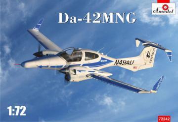 Da-42MNG. · AM 72242 ·  A-Model · 1:72