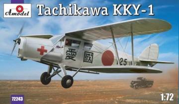Tachikawa KKY-1 · AM 72243 ·  A-Model · 1:72
