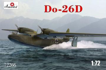Dornier Do 26 D · AM 72266 ·  A-Model · 1:72