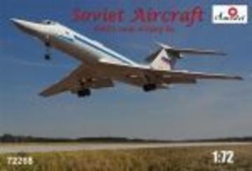 Tupolev Tu-134UBL · AM 72268 ·  A-Model · 1:72
