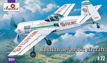 Su-31 Russian aerobatic aircraft · AM 72271 ·  A-Model · 1:72