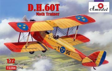 de Havilland DH.60T Moth Trainer · AM 72284 ·  A-Model · 1:72