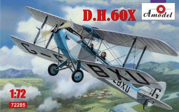 de Havilland DH.60X · AM 72285 ·  A-Model · 1:72